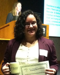 Arnedia Smith Best Undergraduate Paper of the Year 2014