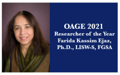 2021 Researcher of the Year