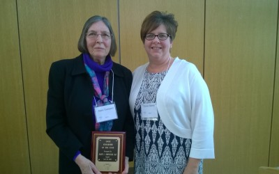 2016 Researcher of the Year