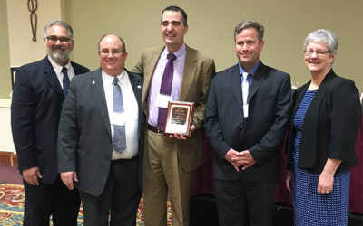 2018 Practitioner of the Year